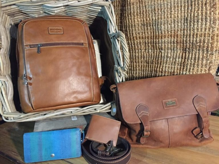 Leather Goods & Handbags at Matchbox Trading Store