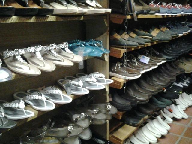 Matchbox shoes