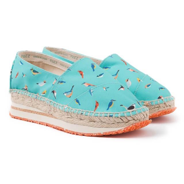 Paez Ladies Shoes Matchbox