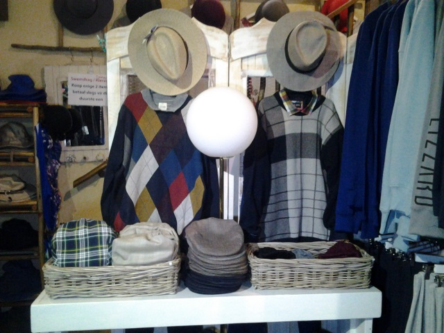 Mens Hats at the Matchbox