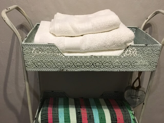 Beach and Bathroom Towels